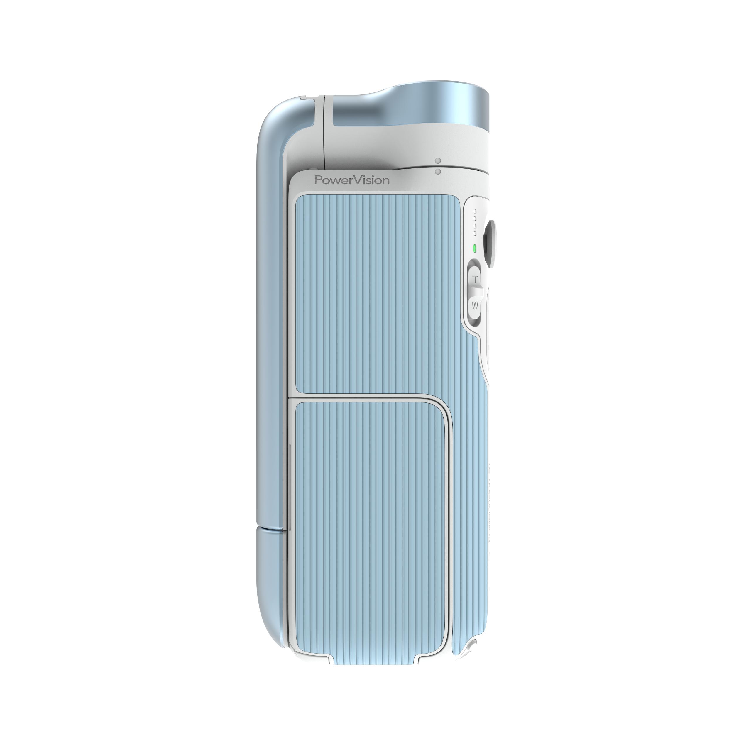 PowerVision S1 & Car Mount (EN Blue)